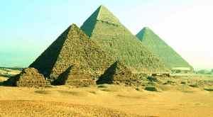 Les piràmides de Gizeh, a Egipte