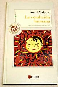 Portada - Malraux - La concidicon humana
